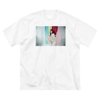 annatmmt summer 01 Big silhouette T-shirts