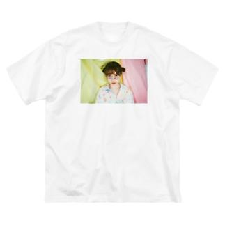 annatmmt summer 02 Big silhouette T-shirts