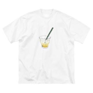 lemonade Big silhouette T-shirts
