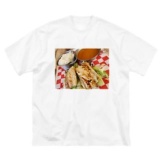 Mahi mahi Big silhouette T-shirts