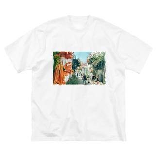 Gran Canaria A Big silhouette T-shirts