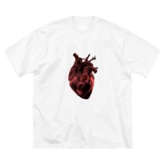 もとめんMOTOMEN Big silhouette T-shirts