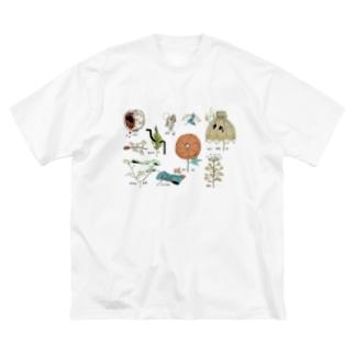 ビッグシルエットTシャツ Big silhouette T-shirts