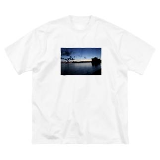 あの日の Big silhouette T-shirts