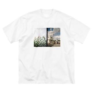 想い出ばかり美しいと思い込まないで今を生きたい。 Big T-shirts