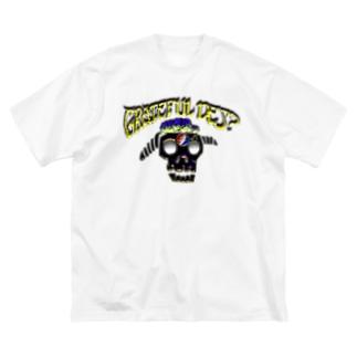グレイトフルデス Big silhouette T-shirts