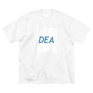 ビッグログT Big silhouette T-shirts