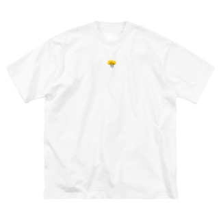 金髪の男の子 Big Silhouette T-Shirt