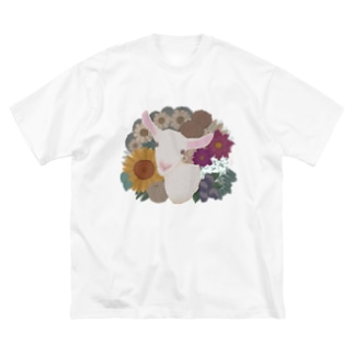little goat Big silhouette T-shirts