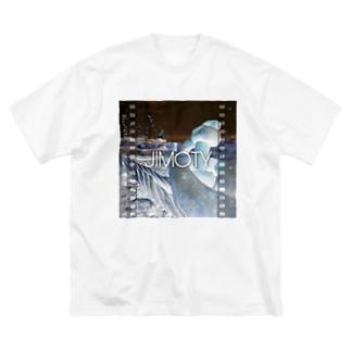 【JIMOTY 】 Big Silhouette T-Shirt