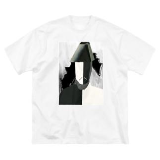 Danke Shoot Coffeeの一条兼定2 Big silhouette T-shirts