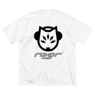 npstr Big silhouette T-shirts