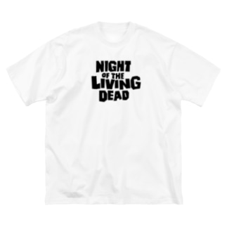 Night of the Living Dead_その3 Big silhouette T-shirts