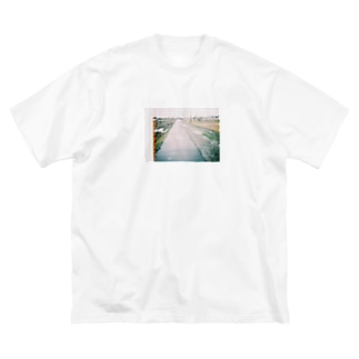 ファーストロール Big silhouette T-shirts