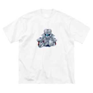 TIME TO BRUSH YOUR TEETH Big silhouette T-shirts