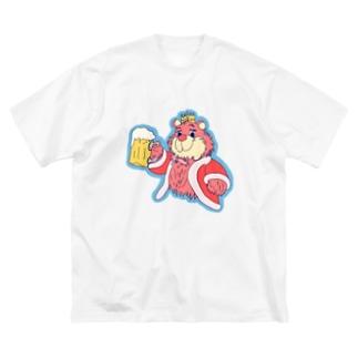 TOKUMARUDAIOU Big silhouette T-shirts