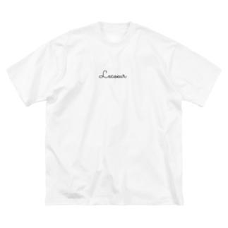 Le coeur Tシャツ Big Silhouette T-Shirt
