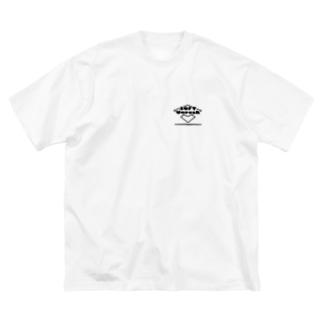 SOFT UNROCK Big silhouette T-shirts