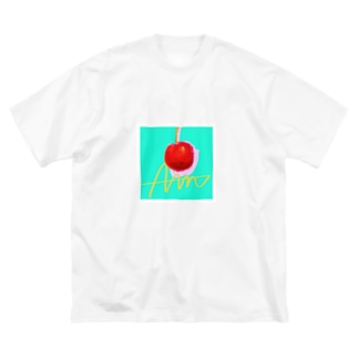 Am ( from cherry&am )  Big silhouette T-shirts