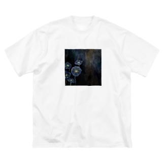 meconopsis Big silhouette T-shirts