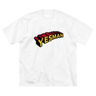 YESMAN イエスマン Big Silhouette T-Shirt