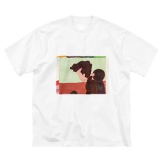 シティライツ・ワンシーン「羽交い締め」 Big T-shirts
