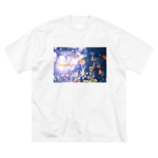 コスモス3 Big Silhouette T-Shirt