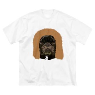 PIRIKA Big silhouette T-shirts
