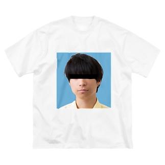 スタッフTシャツ Big silhouette T-shirts