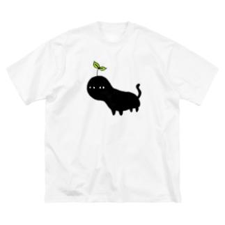 謎の生き物・コハル〖4〗 Big silhouette T-shirts