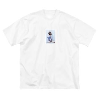 kaka-doll.comエラストマー製 Big silhouette T-shirts