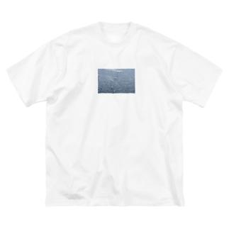 Ⓜ︎inamo Big silhouette T-shirts