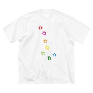 北斗七星 Big T-shirts