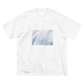 パレット Big silhouette T-shirts