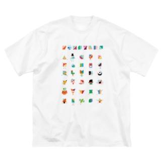 フォンスター Big silhouette T-shirts