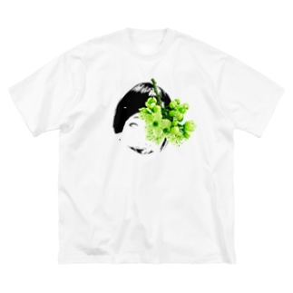俺の嫁シリーズ9 Big silhouette T-shirts