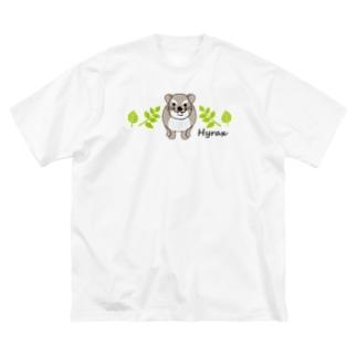 ハイラックス Big silhouette T-shirts