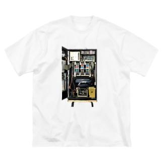 Slotmachine:Bunnygirl Big silhouette T-shirts