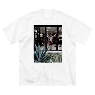 統括Tシャツ Big silhouette T-shirts