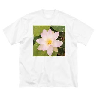 LOTUS ONE Big silhouette T-shirts