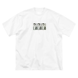 Modern lovers  Big silhouette T-shirts