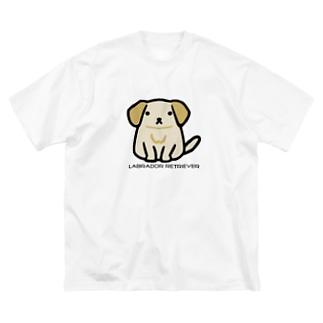 らぶらどーる Big silhouette T-shirts