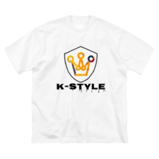 K-STYLE Big silhouette T-shirts