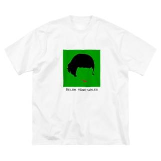 アメリ Big silhouette T-shirts