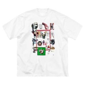 F**k you,f**kin` f**k! Big silhouette T-shirts