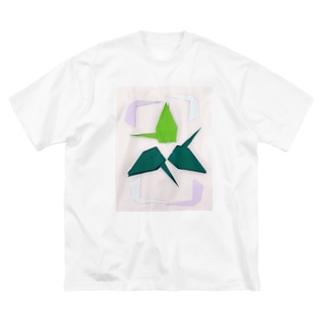 Y・S 無になるためのⅠ Big silhouette T-shirts