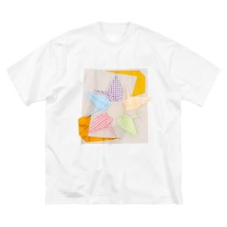 Y・S 無になるためのⅡ Big silhouette T-shirts
