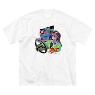 JCT-ジャンクション- Big silhouette T-shirts