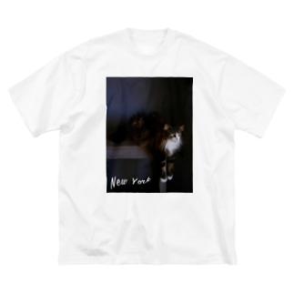 グリーン・アイ Big Silhouette T-Shirt