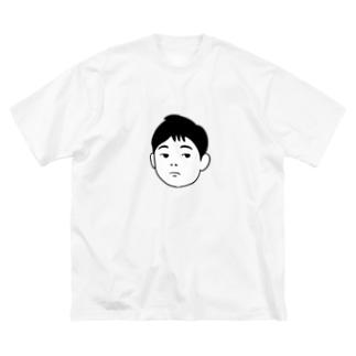 ボ-  イ Big silhouette T-shirts